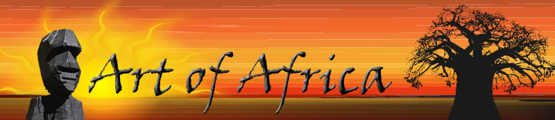 Art of Africa Website